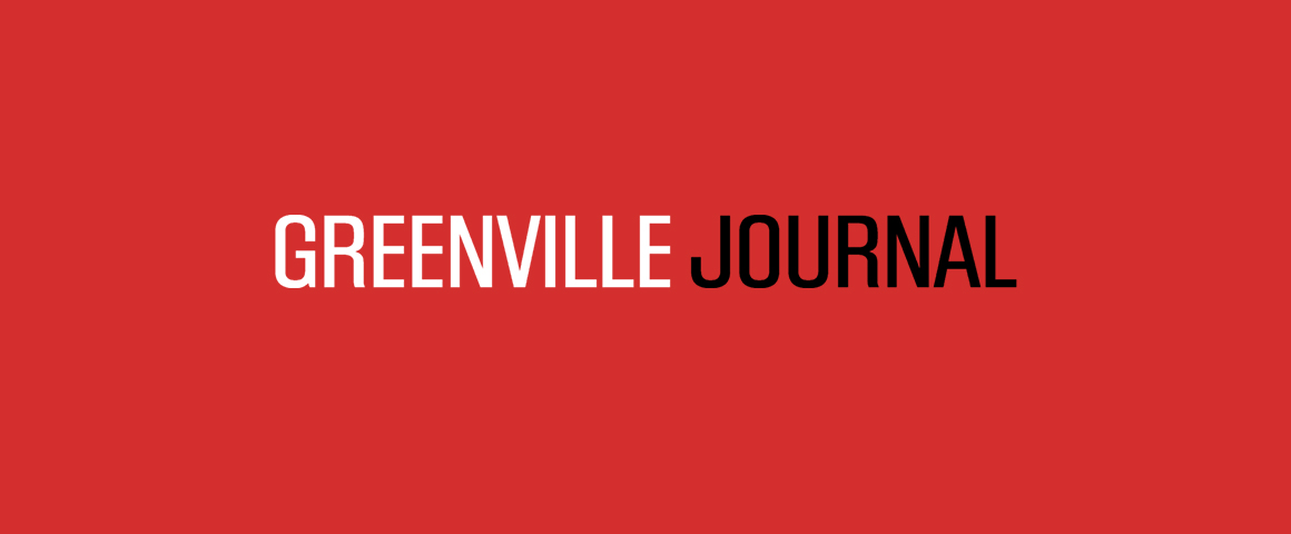 logo: greenville journal