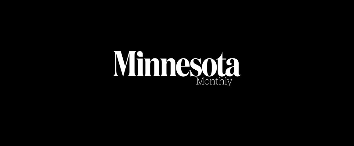 logo: minnesota monthly