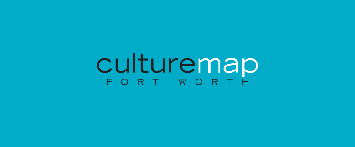 logo: culturemap fort worth